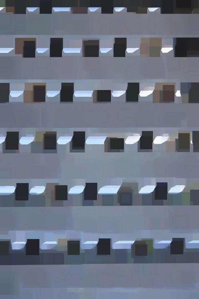 URSA SCHÖPPER - partitur  I - 2014 - aludibond - unikat - 120x80cm
