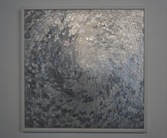 DANINO BOZIC - ROULETTE II. - metal - 70x70cm - 2012