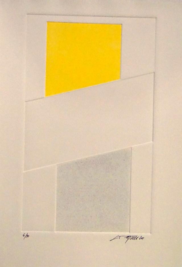 Eugen Gomringer, Jo Enzweiler - Farbe der Sprache  Sprache der Farbe - Rehau/Saarlouis 2009 - 6/30