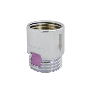 Airdouche, het besparende element