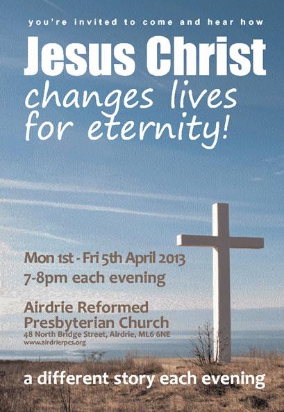 mission leaflet