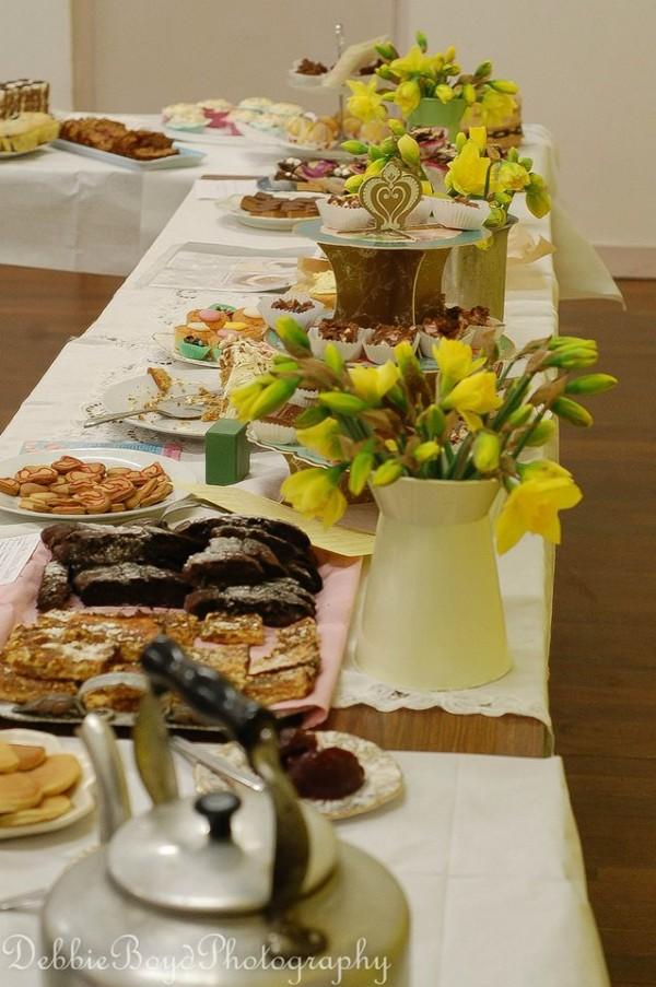 Daffodil tea table2