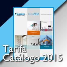 Catalogo Daikin 2015