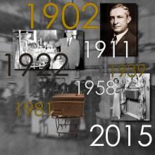 Historia del aire acondicionado
