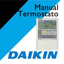 Manual BRC1D52 Daikin