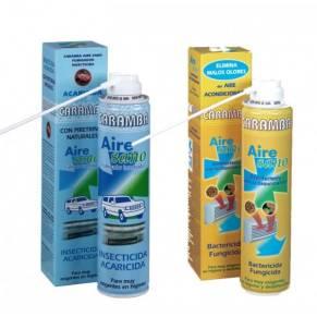 Tratamiento integral para la eliminación de hongos, bacterias y malos olores