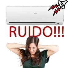 Mi aire acondicionado hace ruido ¿Qué le pasa?