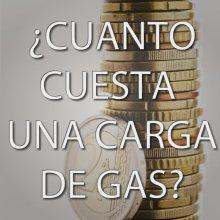 Cuanto cuesta la carga de gas del aire acondicionado