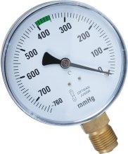 Vacuómetro analógico