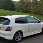 2004 Jdm Honda Civic 2 0 Type R Ep3 220 Bhp Airedale Cars