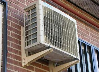 Base para condensador de aire acondicionado Split