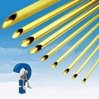 medidas de las tuberías capilares para aires acondicionados