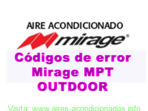 codigos-de-error-mirage-mpt-outdoor