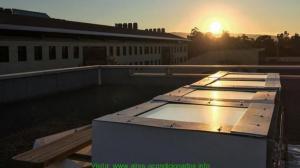 Paneles solares de refrigeración por agua