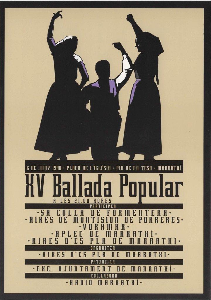 XV Ballada Popular