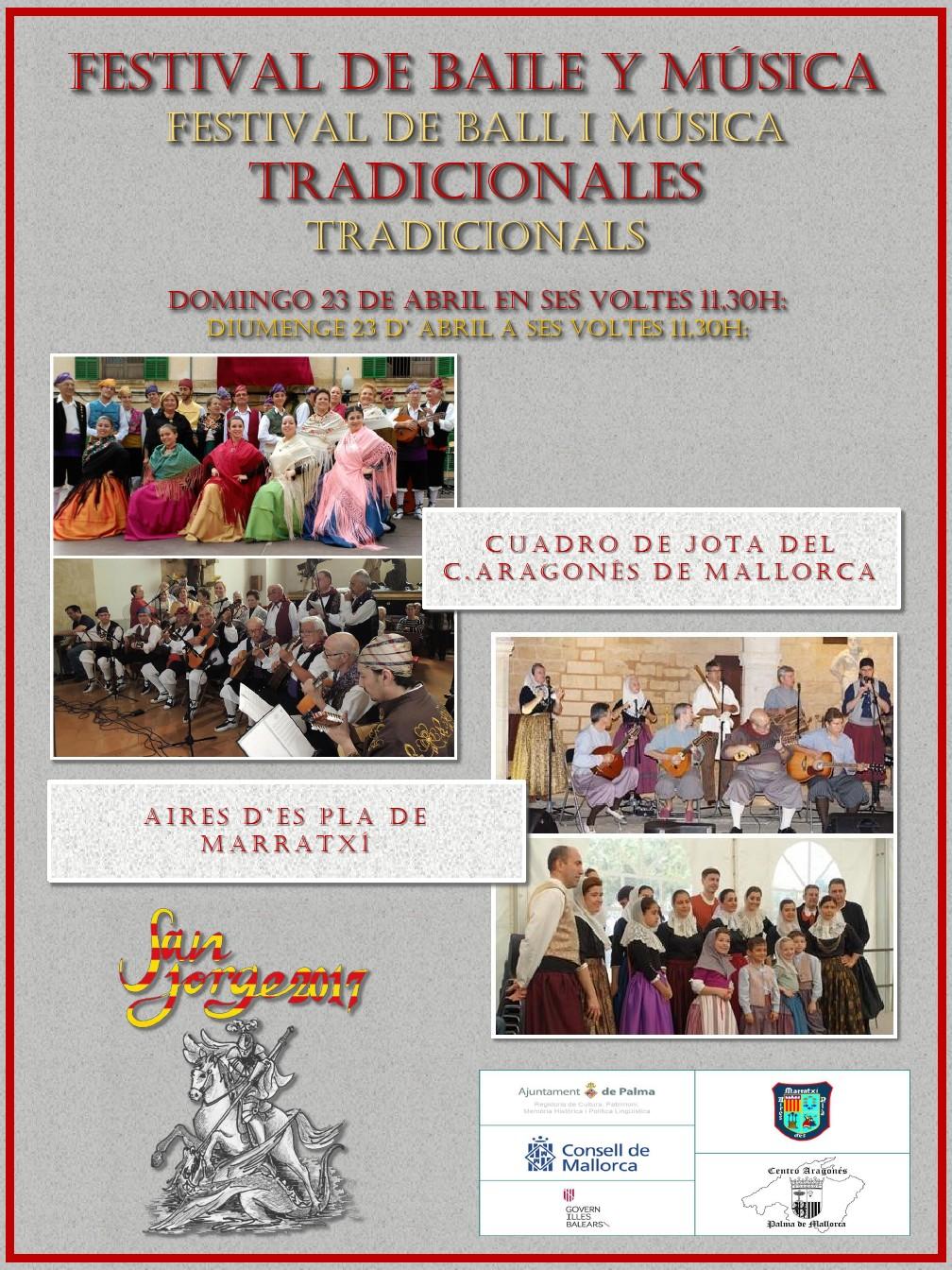 Festival de música i ball tradicional