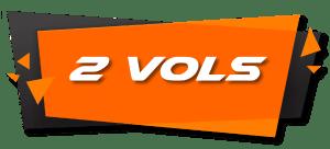 2 vols dans la soufflerie Normandie Airfly