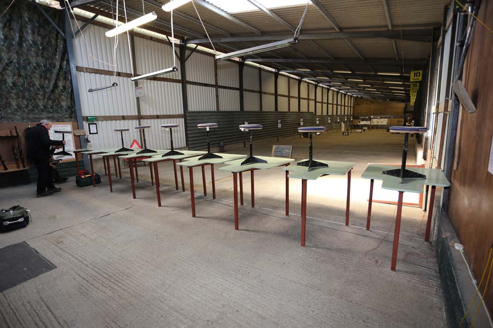 Indoor Amp Outdoor Ft Amp Hft Ranges In Essex