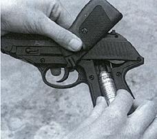 American Airs The Gamo P23 Air Pistol
