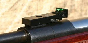 TechForce 97  Rear Sight - Underlever, light duty, accurate airgun