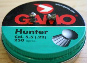 Original Gamo Hunter pellet