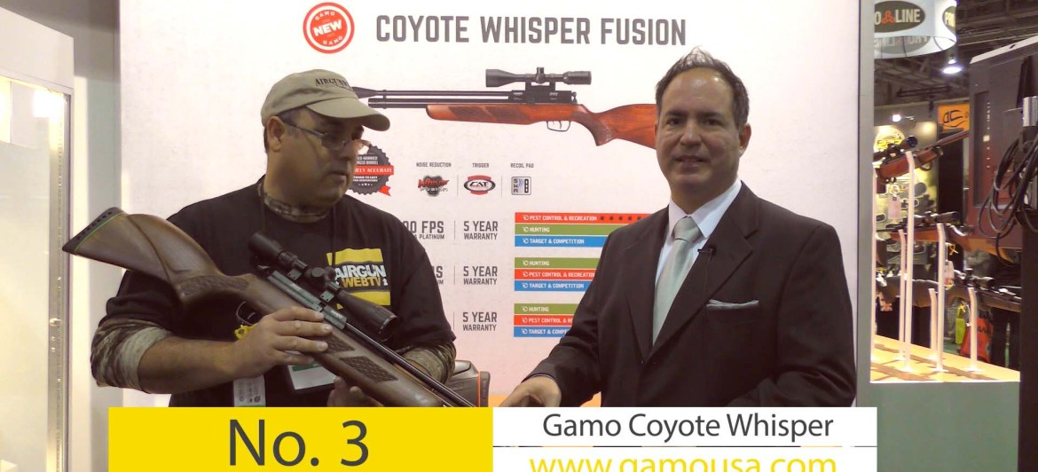 Gamo Coyote Whisper