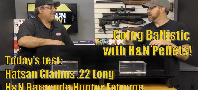 Hatsan Gladius Ballistics