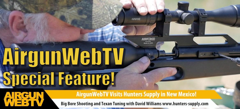 Hunters Supply AirForce Texan Tune