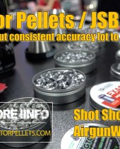 Predator Pellets at Shot Show 2018
