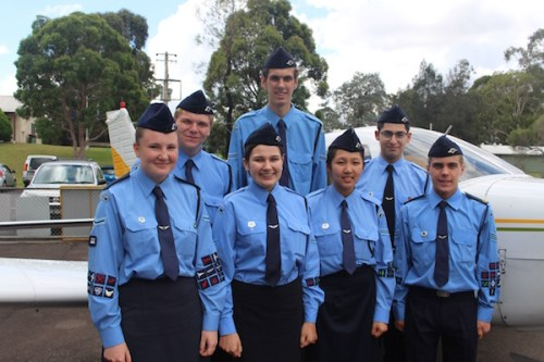 Cadet of the Year Nominees 2016