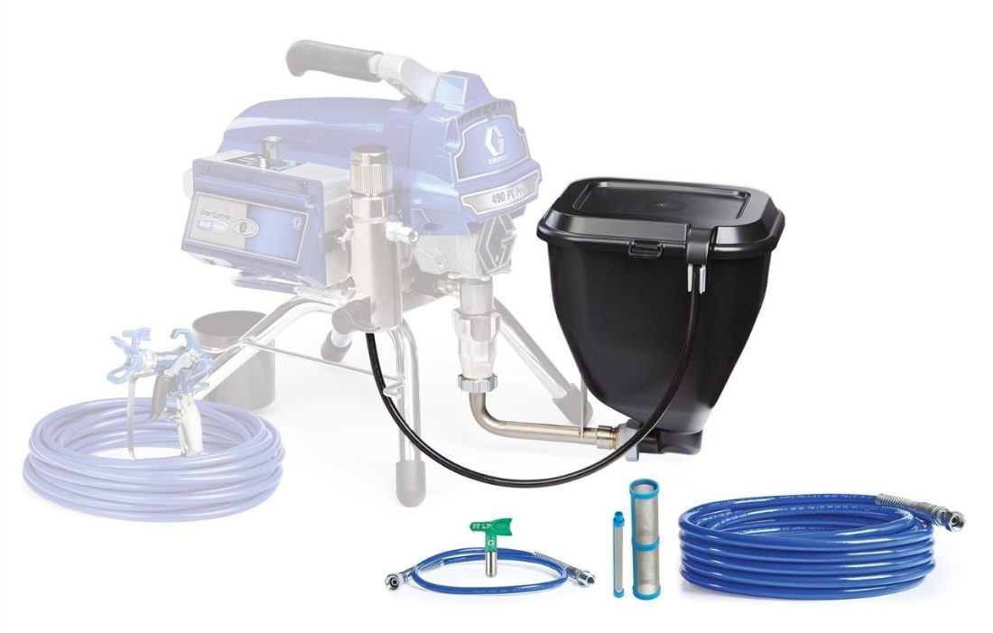 Graco Airlesslack Fine Finishing Kit