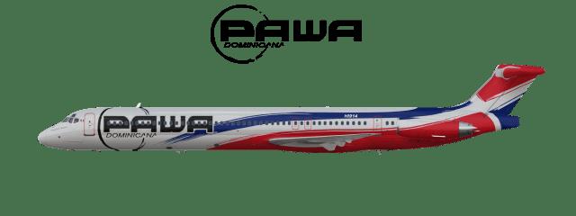Resultado de imagen para Pawa Airlines png