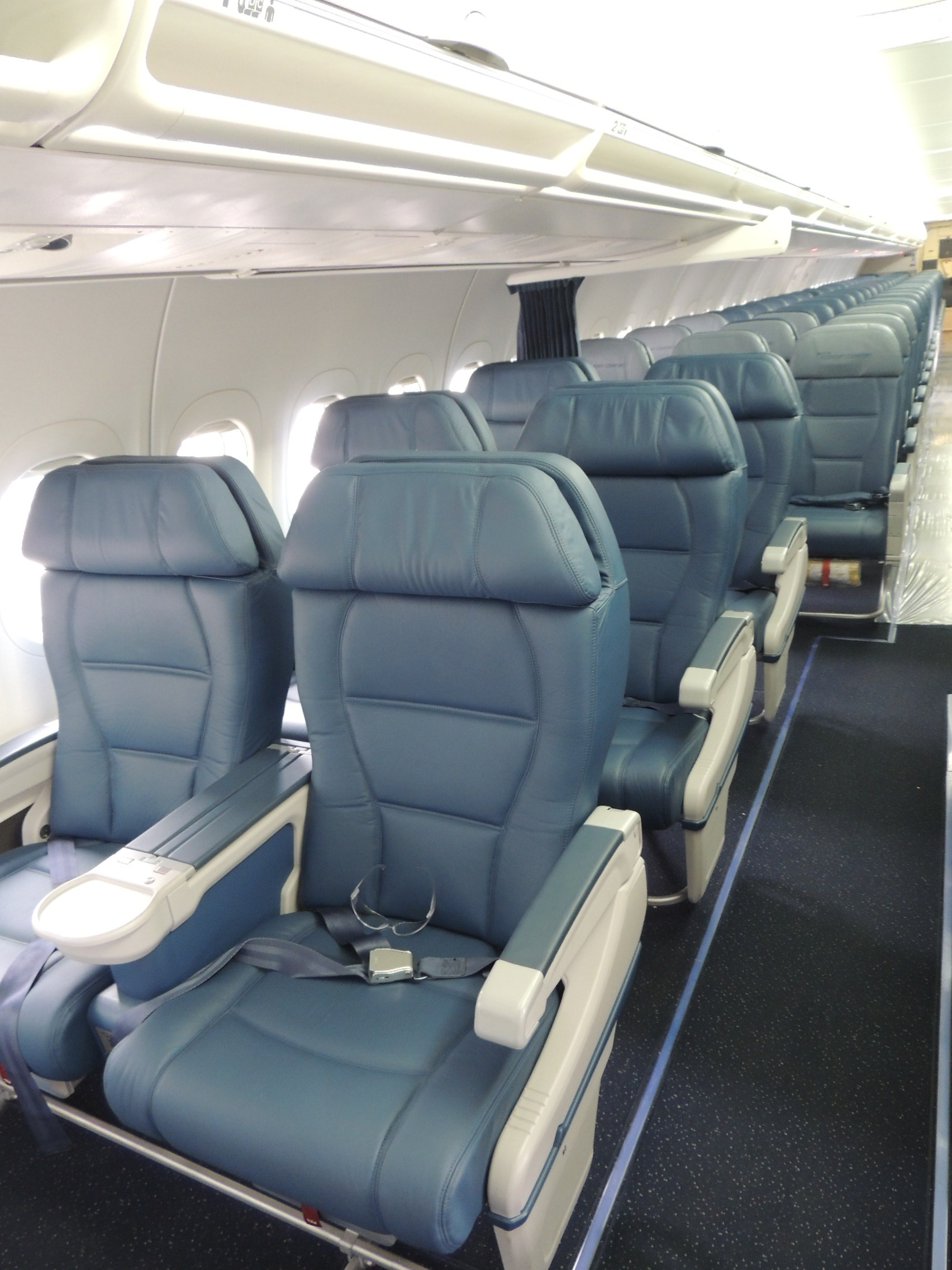 717 Interior Boeing
