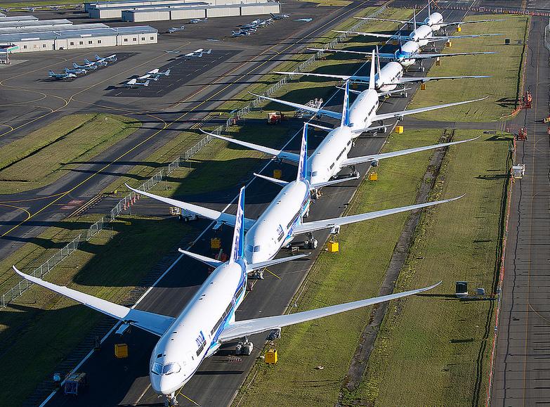 Resultado de imagen para Boeing 737 747 767 787 777