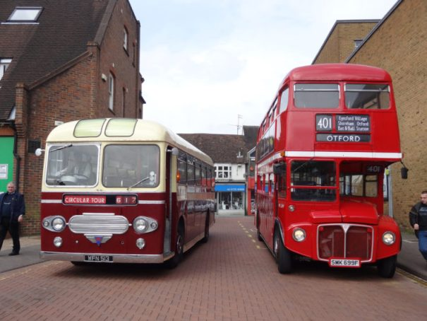 Old bus, new bus, big bus, small bus, we do them all! Photo: John K Thorn | FlickrCC