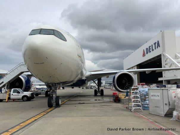 Delta Airbus A330neo