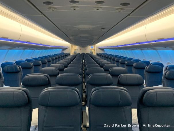 Won't be as pretty when it fills with passengers.