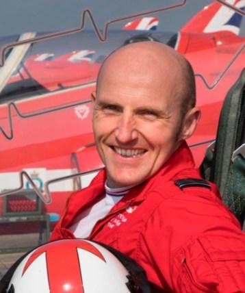 Squadron Leader Steve Morris