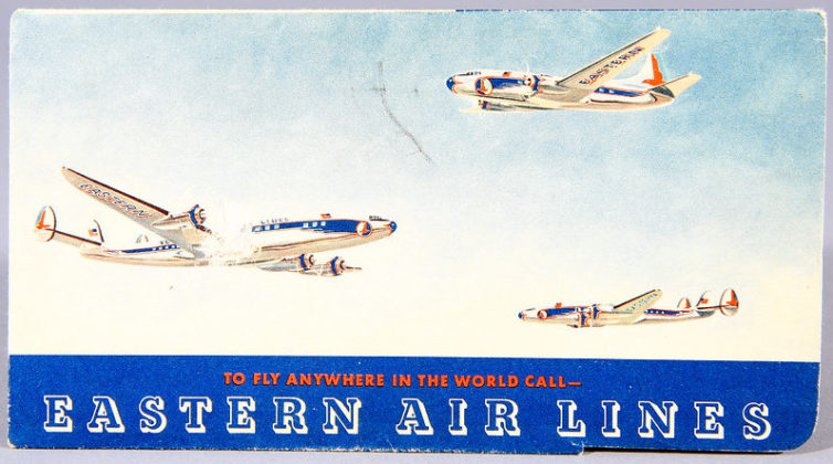 A little bit of Eastern Air Lines history! (which can be yours)