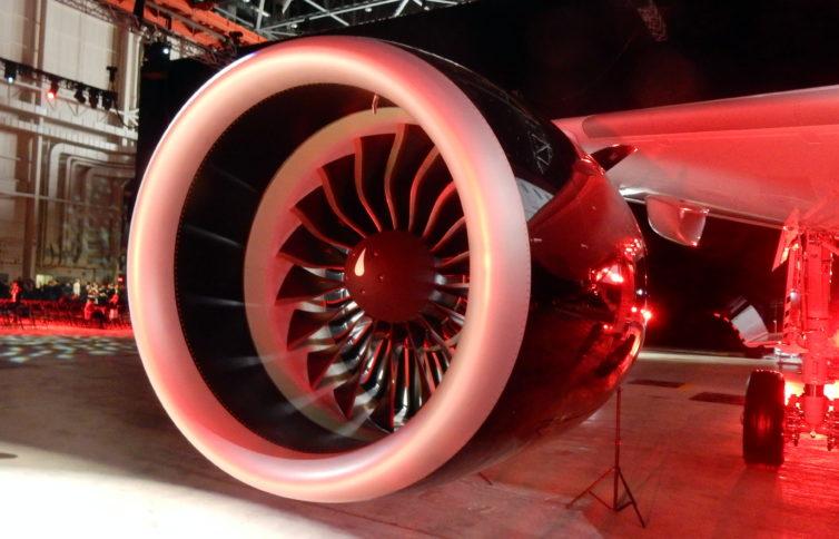 The PW 1524 GTF Engine
