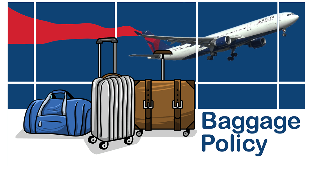 Delta Airlines Baggage Policy