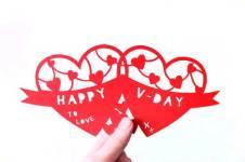 Ideeën voor je eigen Valentijnskaart
