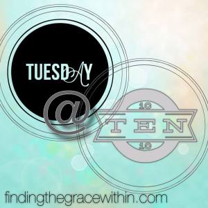 Join Karen and write on Tuesdays! Check out the prompt each week.