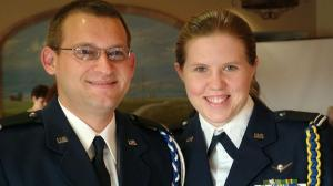 The Challenge of a Dual Military Couple