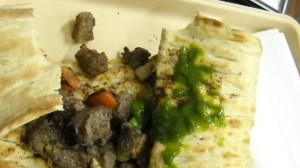 The Food from Afghanistan