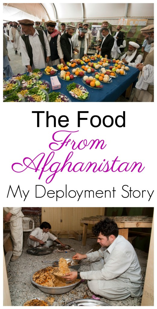 While deployed to Afghanistan I had the chance to try Afghan food. It was different from American food, it isn't often I have fresh goat back home. It was a new experience and another piece of my deployment story. #deployment #afghanistan #militaylife