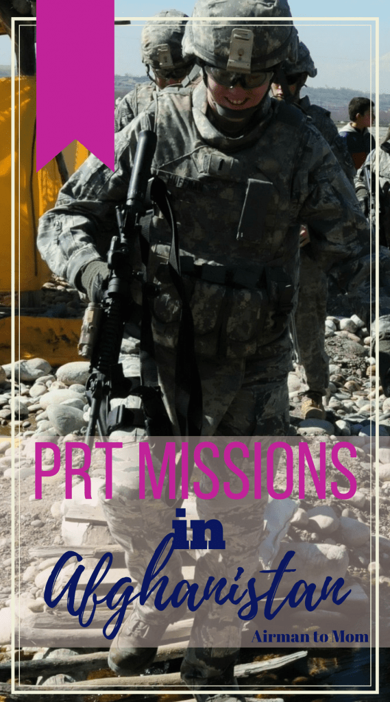 """The PRT missions """"outside the wire"""" (off base) for many different reasons. Most often the PRT Engineers had some part to play in the whatever the PRT was doing when our team left the base. The PRT had multiple missions outside the wire and often construction projects were a part of what we doing. Here is a little about what we did off base. Part 4 of my 5 part series about being deployed to afghanistan on a prt. #afghanistan #prt #deployment"""