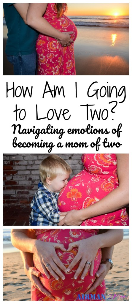 Going from one to two babies? Do you wonder how am I going to love two? It is so hard to comprehend before it happens. How can your love expand to fit another human. Don't worry it will.