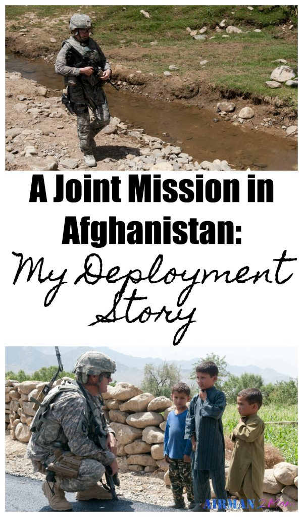 Another pieced of my deployment to Afghanistan. Sharing about the first joint mission with the French shortly after arriving in country.