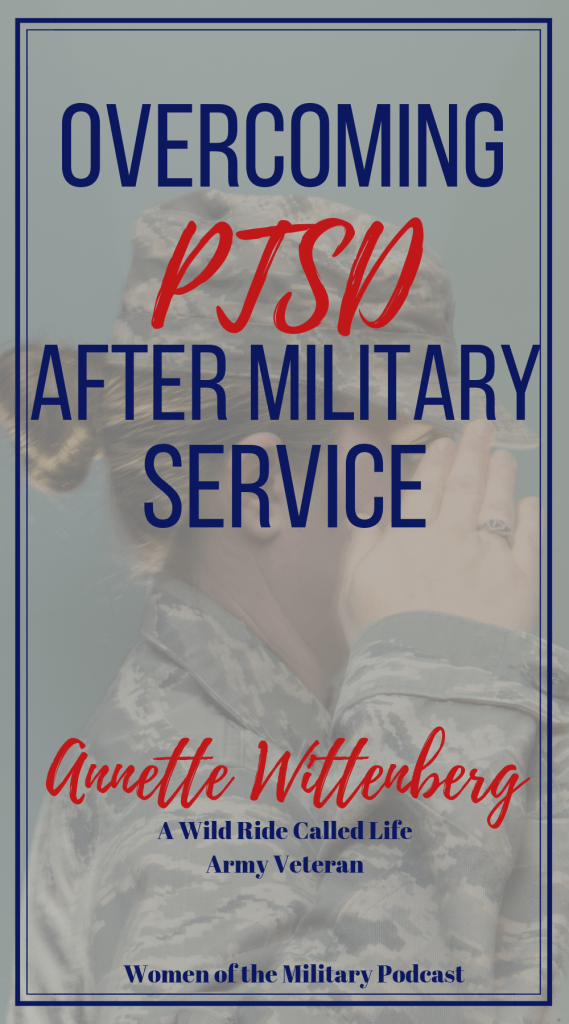 Annette served in the Army for over 17 years. She deployed to times and dealt with sexual assault early in her career. She found coming home from her second deployment to be hard. She has worked to overcome the challenges she faced overseas and at home. #militarywomen #veteran